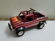VINTAGE FISHER PRICE ADVENTURE SERIES PEOPLE 370 TRAIL BOSS PICK TRUCK GOOD COND