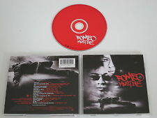ROMEO MUST DIE/SOUNDTRACK/VARIOUS ARTISTS(BLACKGROUND 7243 8 49052 2 4) CD ALBUM