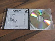 BILLY TALENT Same s/t RARE genuine original EUROPEAN promo acetate CD album