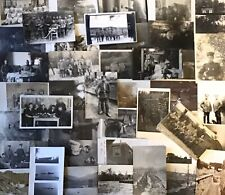Lot / Konvolut 50 Orig. Fotos deutsche Soldaten Uniform  Front 1. WK