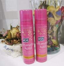 2 x V05 Ultimate Hold Hairspray 100 mL