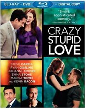 Crazy, Stupid, Love (DVD,2011)