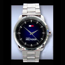 Tommy Hilfiger logo sport metal watch new custom