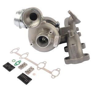 Turbocharger w/ Gasket for VW Bora Golf Seat Leon Skoda Octavia 716216-0001