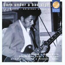 Various Artists - Born Under a Bad Sign( R.Johnson,Leadbelly u.a) - CD - NEU/OVP