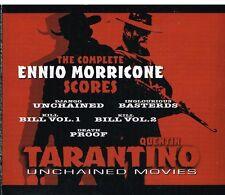 Ennio Morricone: The Complete Quentin Tarantino Scores - Box 2 CD