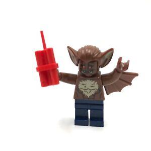 Lego Man Bat minifigure Super Heroes 76011 70905 Man-Bat minifig mini figure