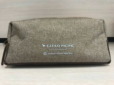 BRAND NEW CATHAY PACIFIC BUSINESS CLASS AMENITY KIT BY SEVENTY EIGHT PERCENT BRN