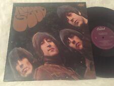 RUBBER SOUL - THE BEATLES - 1988 CAPITOL RECORDS - PURPLE LABEL C1-90453