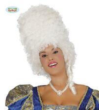 Parrucca barocca femme epoque dama d'epoca marchesa