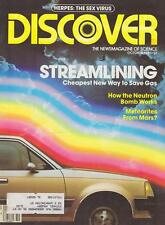 DISCOVER MAGAZINE - OCTOBER 1981 - 13TH  ISSUE  -  7