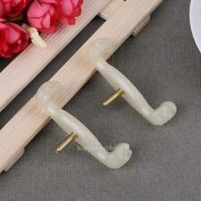 2pcs Violin 3/4 4/4 Adjustable Replacement Shoulder Rest Rubber Feet Antiskid