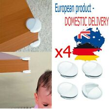 4x CORNER PROTECTOR Edge QUALITY Table Baby Safety Toddler Furniture Child
