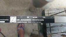 Heidenhain glass scale ls 903 770mm idnr 209 01822 deckel fp5 fp