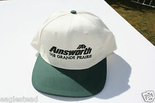 Ball Cap Hat - Ainsworth OSB Grande Prairie - Forest Industry Alberta (H1347)