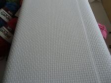 RICO - AIDA - Stoff für Kreuzstich - weiß - 32 Stich/10cm - Art.Nr. 17232.15.94