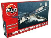 AIRFIX® 1:72 ARMSTRONG WHITWORTH WHITLEY GR.MK.VII WW2 AIRCRAFT MODEL KIT A09009