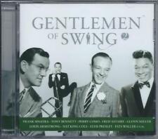 Gentlemen Of Swing - 32 Various (2CD 2014) NEW