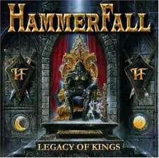 Hammerfall - Legacy Of Kings NEW CD