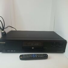 Onkyo Dv-Sp300 High End Single Disc Dvd Cd Vcd Player Digital Out Vintage Dolby