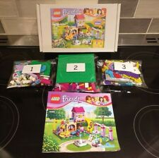 LEGO Friends 41325 Heartlake City Playground 100% complete instructions gift box