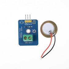 Analog Piezoelectricity Ceramic Piezo Vibration Sensor DIY for Arduino  Re uW