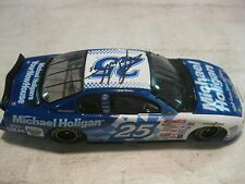Nascar #25 Jerry Nadeau Michael Holigan 124 Scale Diecast By Action 2000   dc399