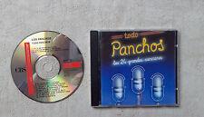 """CD AUDIO MUSIQUE / LOS PANCHOS """"TODO PANCHOS (LAS 24 GRANDES CANCIONES) 24T1990"""