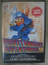 Rocket Knight Adventure (Sega Mega Drive) PAL OVP/Modul
