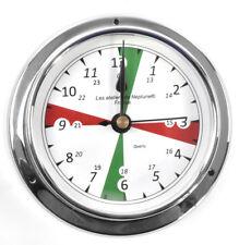 SILENZIOSO AREA Orologio - ottone lucidato/cromato/VERNICIATO c12h 1000 - CH 115