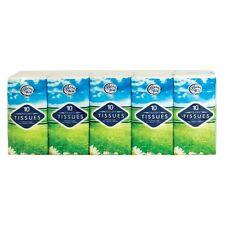 10 confezioni da 3 strati 10 Tasca tessuti Soft & Forte bianco sono disponibili in RETAIL PACK-NUOVO