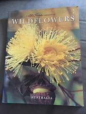 "LARGE HEAVY ""WILD FLOWERS - AUSTRALIA"" ILLUSTRATED PAPERBACK BOOK"