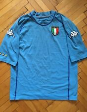 ITALY NATIONAL TEAM 2000/2001/2002 HOME SHIRT JERSEY  RARE VINTAGE