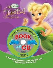 Very Good, Disney Book and CD: Tinker Bell 2 (Disney Storybook & CD), Parragon B