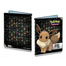 Eevee Ultra Pro Pokemon Card Folder A4 9 Pocket Portfolio Binder Album