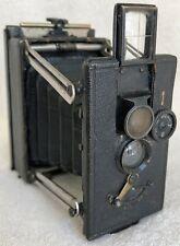 """Muro Camera"" ""Murer & Duroni"", Milan Italy, 4.5x6cm Folding Plate Camera 1914"