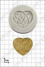 Moule Silicone Celte Noeud D'amour Utilisation Alimentaire FPC