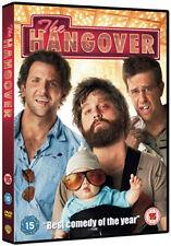 THE HANGOVER - DVD - REGION 2 UK