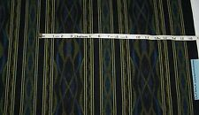 Outback Jinny Beyer RJR Fabric Border Print Black Background By The Yard New