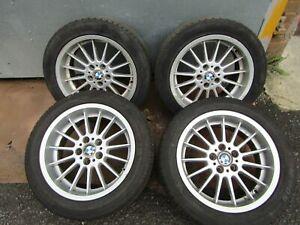 BMW 7 series E38 91-04 original 18 inch style 32 alloys alloy wheel set staggere