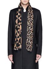 Paul Smith Scarf - Signature Multi Stripe & Prism/NEW/100% Silk/RRP:£149.00