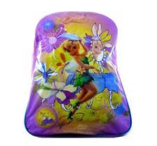 Disney tinkerbell grand sac à dos rembourré Lilas Floral Sac à dos enfants sac d'école