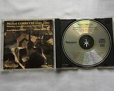 Michel CORRETTE/CAPT - MEYLAN Melodies populaire oboe organ SWISS CD CASCAVELLE