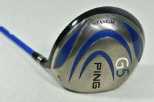 Ping 2005 G5 9* Driver Right ProLaunch Blue 65g Stiff Flex # 97714