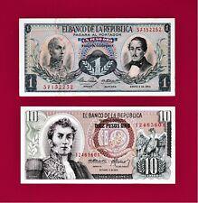 Colombia banknote P440 500 Pesos 3.1.1994 UNC