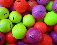 50 Nike bunte PD Long / women Golfbälle AAAA / AAA