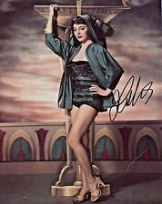 8x10 Autographed Photo Joan Collins (Ebau-1452)