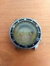 CITIZEN DIVER Citizen Combo Diver Wristwatch 8946- 085604TA VINTAGE WATCH