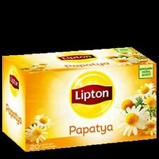 Lipton Instant Calming Chamomile Tea 1 Box x (20 Teabags Herbal/Tisane Bagged )
