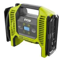 NEW Ryobi 18-Volt ONE+ Dual Function Inflator/Deflator (Tool Only) P747